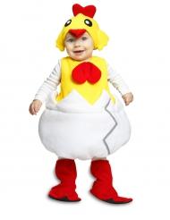 Kyllingekostume til børn