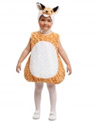 Kostume ræv til børn