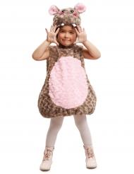 Kostume flodhest til børn