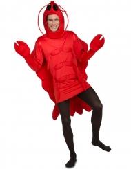 Kostume hummer til voksne