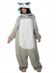 Kostume sød ulv til voksne