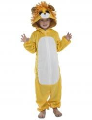 Heldragt løve til børn