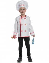 Kostume kok med tilbehør til børn