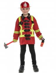 Kostume brandmand til børn