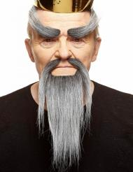 Gråt kinesisk skæg til voksne