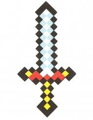 Pixeleret sværd 50 cm