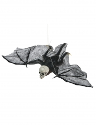 Skelet flagermus - Halloween dekoration