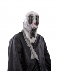Skræmmende spøgelsesmaske til voksne - Halloween