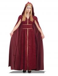 Kostume middelalder prinsesse til kvinder
