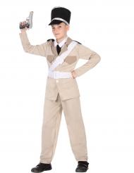 Kostume gendarm fra syd til børn
