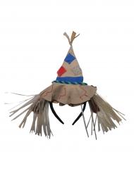 Fugleskræmsel hårbånd til voksne