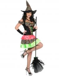 Kostume prikket heks til kvinder Halloween