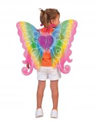 Multifarvet vinger 60x54 cm