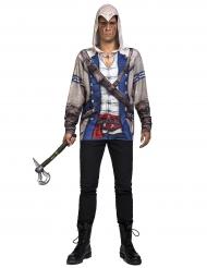 Connor Assassins Creed™ kostume til voksne
