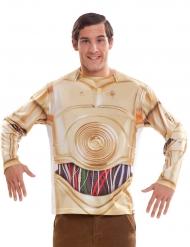 T-shirt C-3PO Star Wars™ til voksne