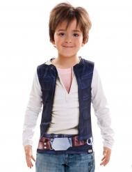 T-shirt Han Solo Star Wars™ til børn