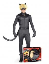 Kostume Cat Noir Miraculous™ til voksne