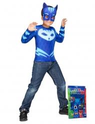 Kattedreng kostume til drenge - Pyjamasheltene™