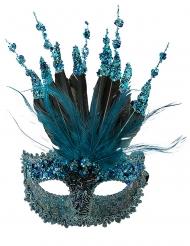 Luksus venetisk  paliet maske til kvinder