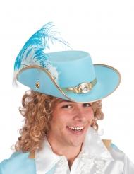 Hat himmelblå prins