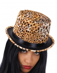 Tophat leopard til kvinder