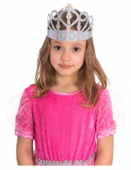 Kroner 6 stk. sølv prinsesse