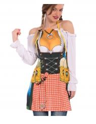 Tyroler forklæde til kvinder