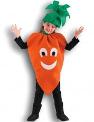 Kostume gulerod til børn