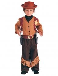 Kostume cowboy fra vesten til drenge