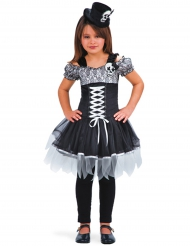 Kostume heks Dia de los Muertos til piger