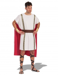 Cæsar - Rommerkostume til mænd