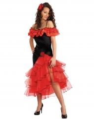 Spansk danserindekostume til kvinder