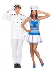Par kostume sømænd til voksne