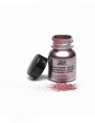 Pudder metallisk effekt i rosa 14 gr Mehron™
