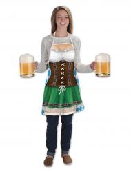 Oktoberfest forklæde til kvinder