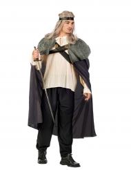 Kostume nattevagt grå til mænd