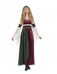 Kostume middelalder boheme til kvinder