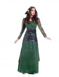 Kostume middelalder alf til kvinder