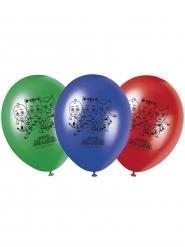 8 Balloner printet med Pyjamasheltene™