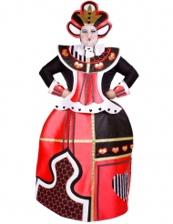 Kostume hjerterdame til voksne