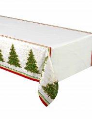 Dug i plast juletræer 137x213 cm