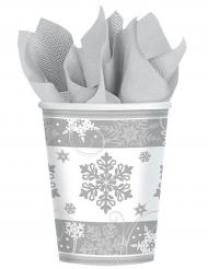 8 papkrus snefnug 266 ml