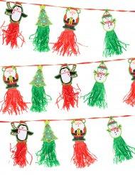 Guirlande til jul 2,43 x 12,7 cm