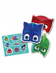 Pyjamasheltene™ klistermærker og masker