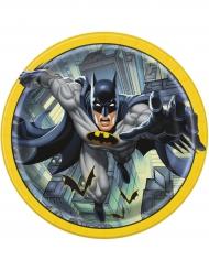 8 Paptallerkener Batman™ 23 cm
