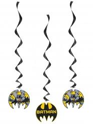 3 Spiral dekorationer med Batman™