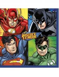 Servietter 16 stk. Justice League™ 33x33 cm