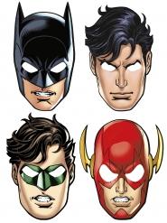 Papmasker 8 stk. Justice League™