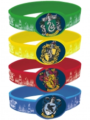 4 elastiske armbånd Harry Potter™