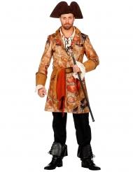 Kostume verdens pirat til voksne